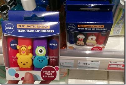 Nivea X Tsum Tsum: Lip Holder