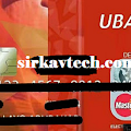 You Can Now Use UBA Naira Debit Card For International Transactions
