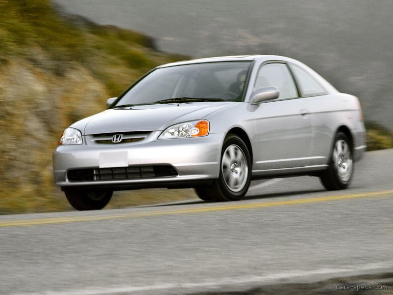 ... 2003 Honda Civic Coupe 00002 ...