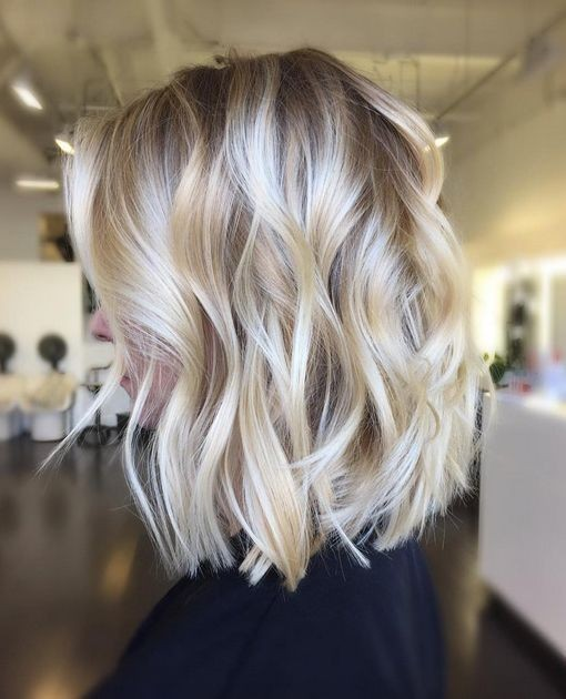 Latest Short Haircuts For Thick Hair 2018 6