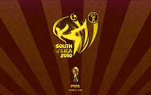 FIFA football World Cup 2010 Red Wallpaper