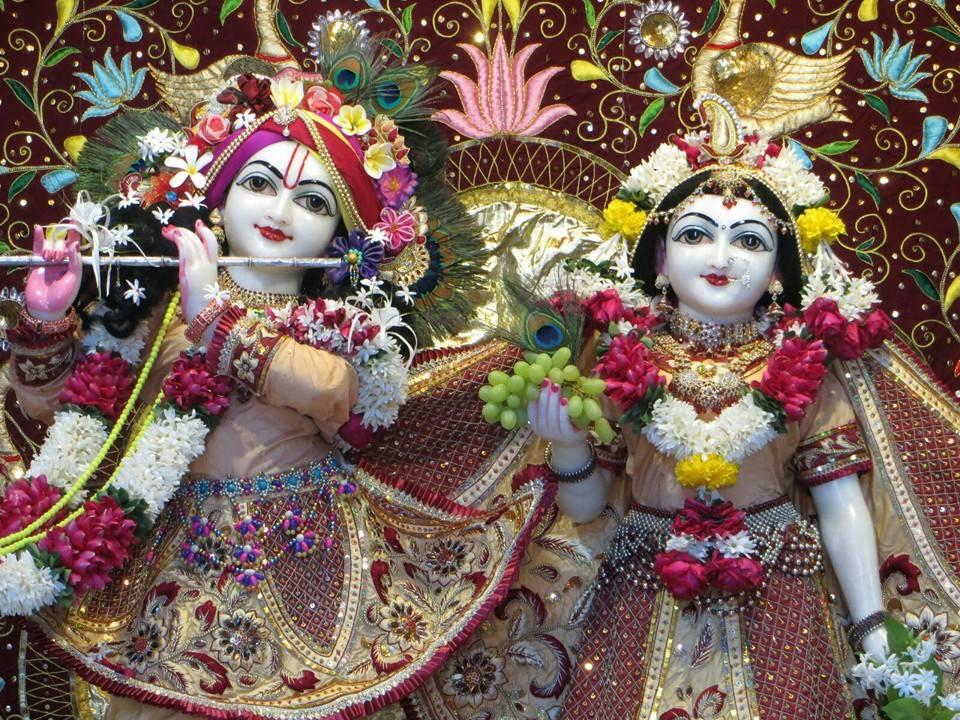 ISKCON Aravade Deity Darshan 18 Dec 2015 (5)