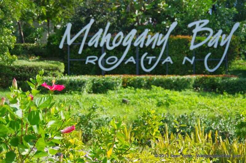 01-01-14 Western Caribbean Cruise - Day 4 - Roatan, Honduras - IMGP0861.JPG