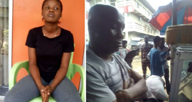Young Nigerian Lady Calls Out Man Who R.aped Her In Lagos (Photos)