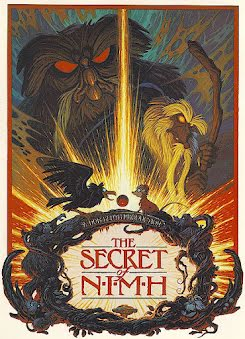 Nimh, el mundo secreto de la Sra. Bisby - The Secret of NIMH (1982)