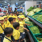 Field Trip to Super Market (Jr.KG.) 23-7-2014