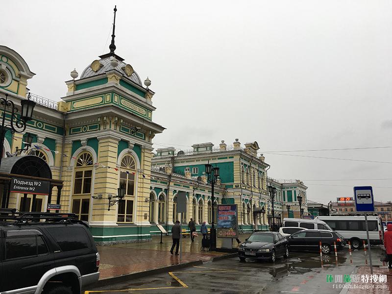 俄羅斯西伯利亞鐵路紀行第19-20天:靠近貝加爾湖與伊爾庫次克的一個小鎮-Listvyanka
