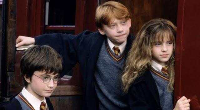 Daniel Radcliffe, Rupert Grint e Emma Watson revelaram como eles gastariam seu primeiro pagamento