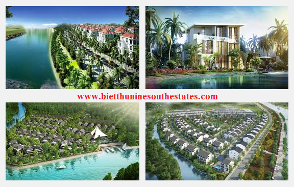 Biệt Thự Nine South Estates Vicom Village