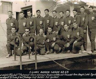 1963-La saison de l'équipe de France