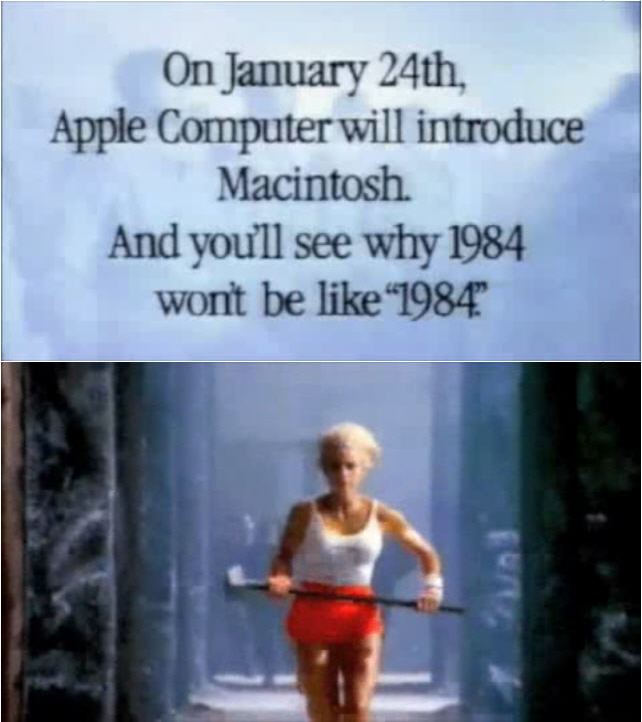 apple's 1984 greatest commercial ever made It's 1984, the apple macintosh ad that most advertising experts consider it the greatest single ad ever to air 1984 who made the decision.