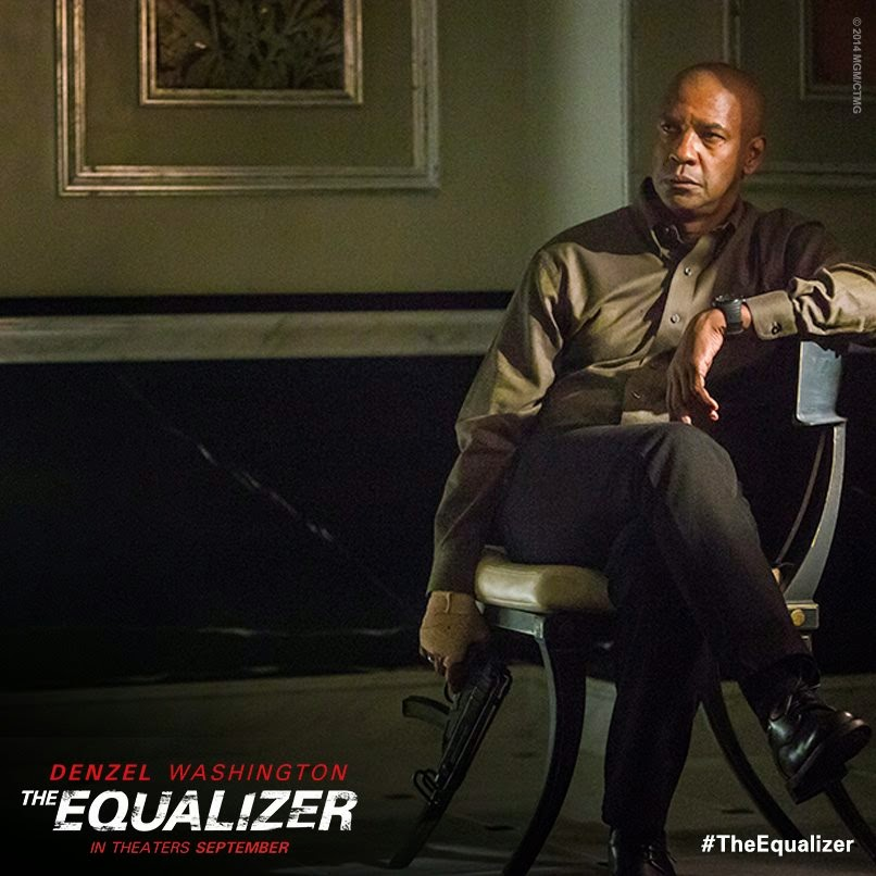 "The Equalizer Movie ""Justice is Coming"" New TV Ad With Eminem"