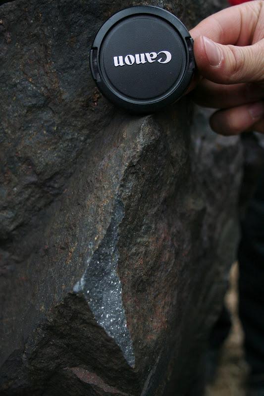Kallioperägeologian kenttäkurssi, kevät 2012 - Kallioper%25C3%25A4kenttis%2B082.JPG