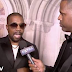 Kanye West claims Kim Kardasian is attending Law School during a Red Carpet