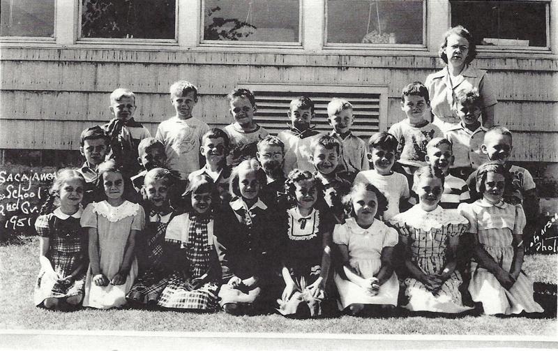 Sacajawea 2nd grade 1951
