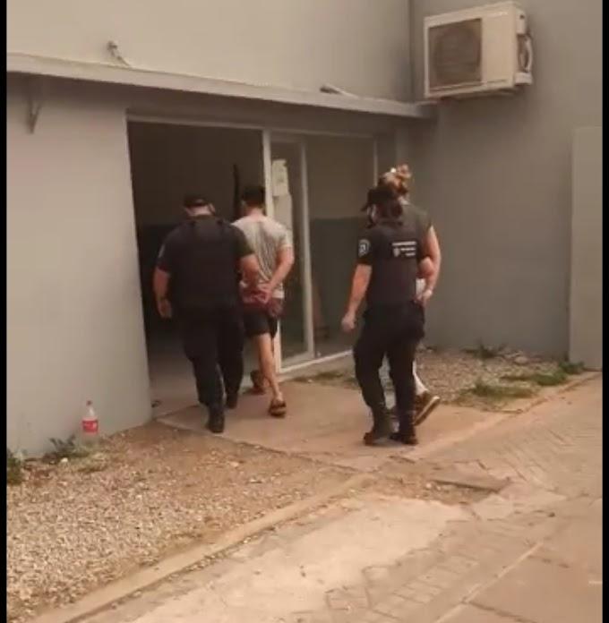 La Ribera: Dispararon a un hombre y fueron detenidos