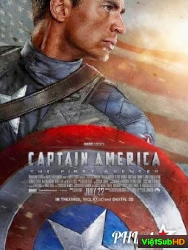 Captain America: Kẻ Báo Thù Đầu Tiên