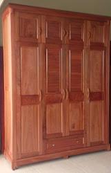 Tủ quần áo gỗ MS-198