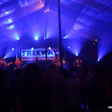 Coverband Freeway dorpsfeest Ternaard