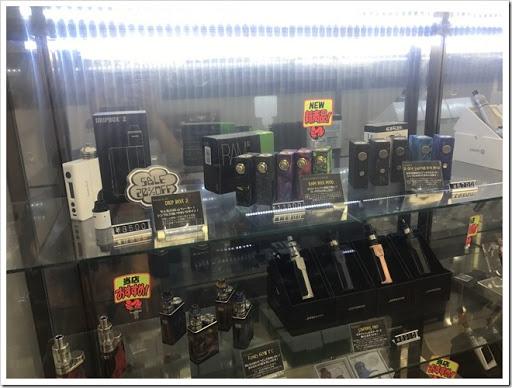 IMG 5526 thumb - 【弾丸訪問?】協力店4店舗をぶらり弾丸訪問してみました!スターターキットからPHANTOM Xまで、とにかくMr.VAPEが今熱いんだぜの巻【前編】