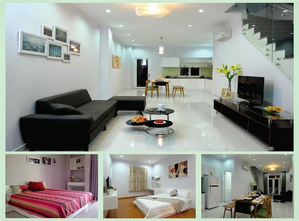 Phoi canh nha pho Mega Residence