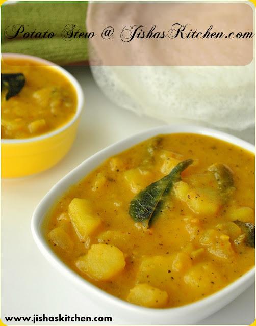 recipe: potato stew kerala style without coconut [11]