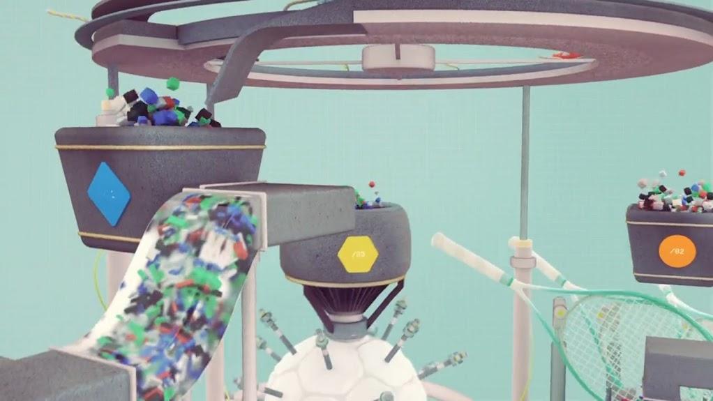 *Nike Grind跑鞋回收循環:趣味動畫短片! 4