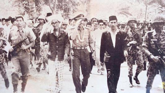 Santri Dalam Tinta Sejarah Kemerdekaan Indonesia