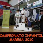 CAMPEONATO INFANTIL MANRESA 2010