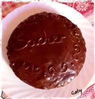 Sacher Torte…