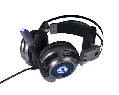 HP H200GS Wired Over-Ear Gaming Headset