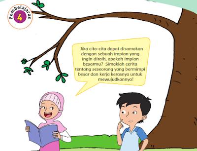Kunci Jawaban Buku Kelas 4 SD Pembelajaran 4 Tema 6 Subtema 3