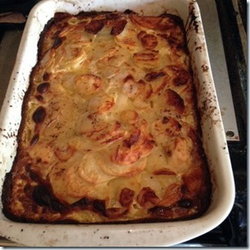 Mary Berry's Deliciously Dreamy Potato Dauphinoise Recipe – Quick, Simple and Feeds a Housefull