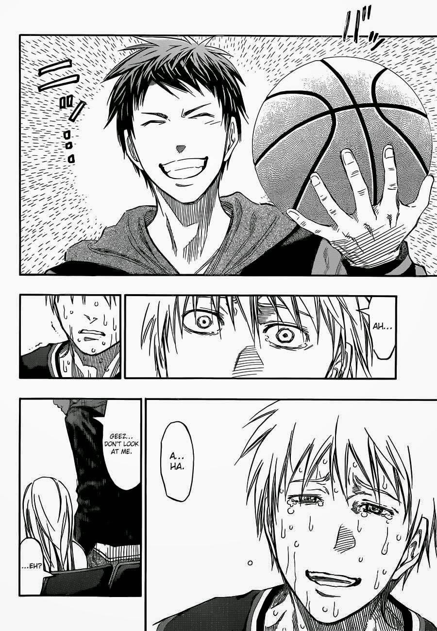 Kuroko no Basket Manga Chapter 269 - Image 14