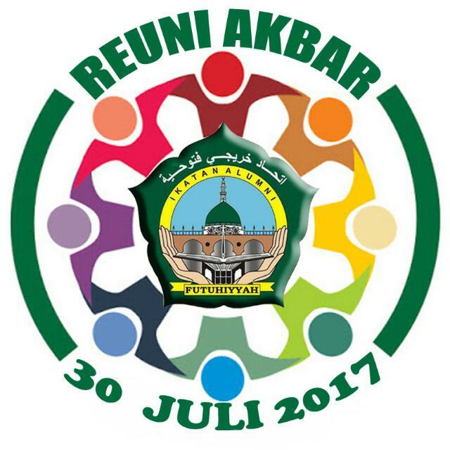 Logo Reuni Akbar Alumni Futuhiyyah