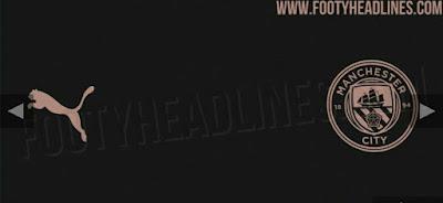 Bocoran Jersey Manchester City Away Terbaru Musim 2020/2021