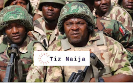 Reactions as Nigerian Army personell was Spotted Eating Rice with a Shovel on the Battle Field