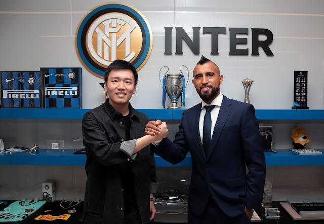 Transfer Updates: Vidal Completes €1m Transfer To Inter From FC Barcelona