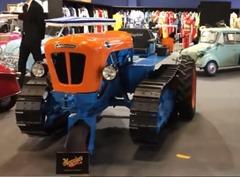 119 Lamborghini 5C Ercole tracteur chenillé