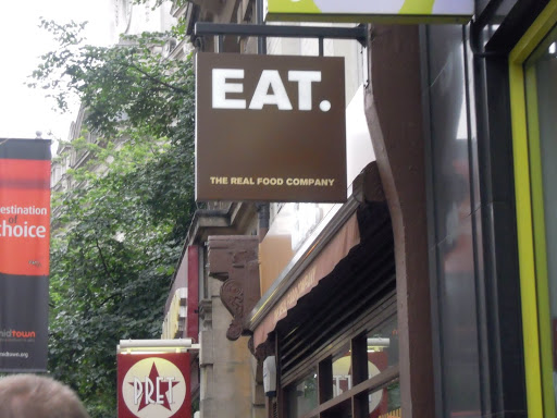 Eat! From  Everything You Need to Know about Eating in London