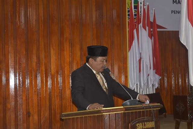 DPRD Kotabaru Usulkan Pengangkatan Bupati dan wakil Bupati Terpilih