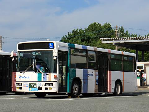 西日本鉄道 愛宕浜自動車営業所 その2