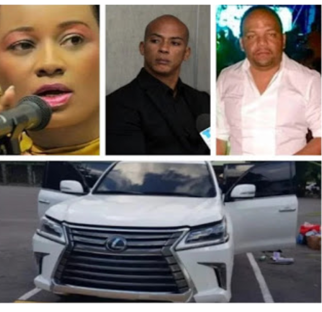 Lexus incautada a cónsul haitiana era la que movía a César El Abusador.
