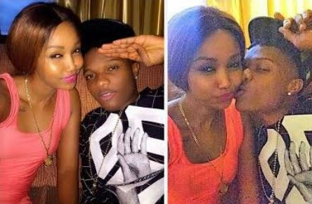 Wizkid Hangs Out With Huddah Monroe In Kenya (Photos)
