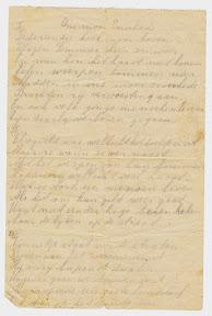 Ons mooi Enschede - gedicht geschreven door P. Smit n.a.v. een  van de bombardementen op Enschede tijdens de tweede wereldoorlog.