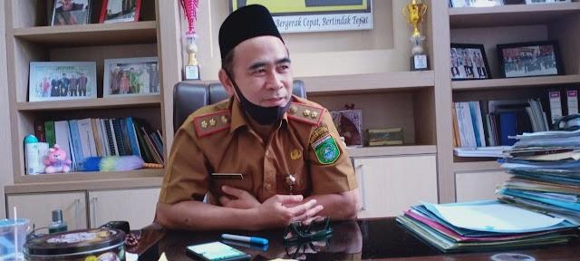Lagi, DPUPR Tanbu Janji Perbaiki Jalan Berlobang