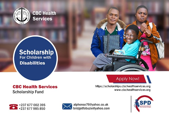 CBC Health Services Launches Scholarship for Children, Youth with Disability