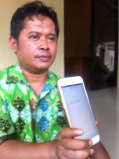 Pasca Diperiksa KPK, Anggota Dewan Ini Terima SMS Bernada Ancaman