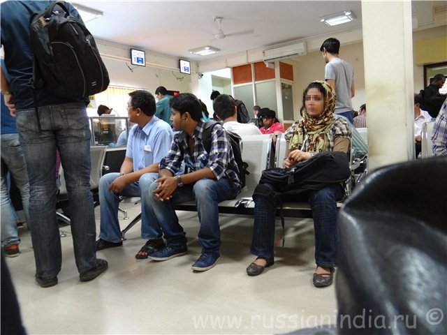 FRRO в Бангалоре, 2 этаж