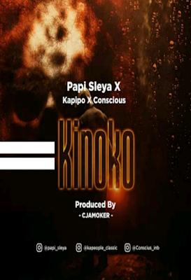 AUDIO | Papi Sleya X Kapipo X Conscious - Kinoko | Download New song